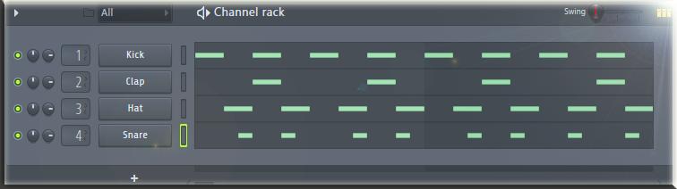 Сохранение или экспорт MIDI в FL Studio