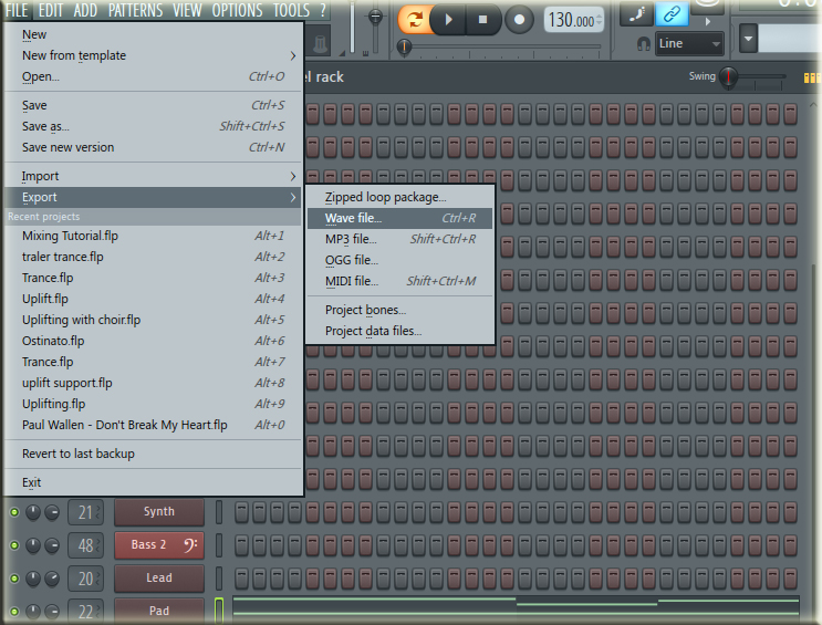 Freezing_export_fl_studio
